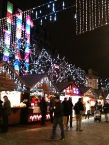 ランスのクリスマス市