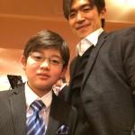 Okubo Teru with Ma