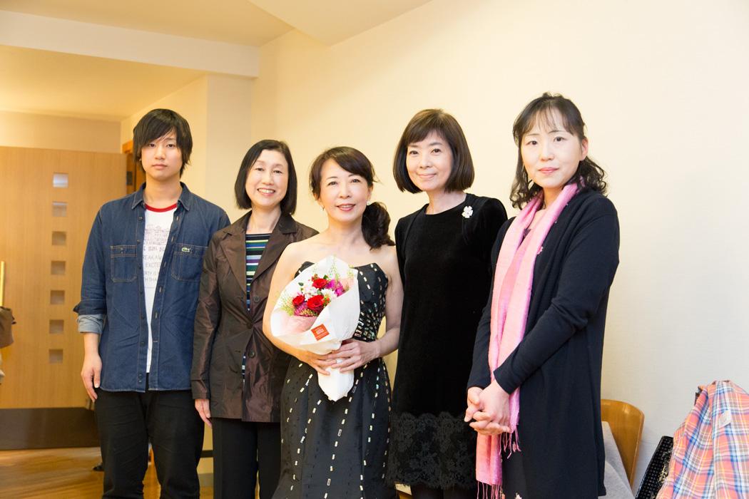 国分さん、木田さん、小川さん&私