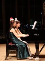 クリスマスコンサート2015亜沙紀&祥子連弾