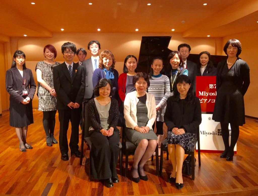東京予選集合写真2015