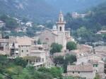 ヴァルデモサ 修道院全景