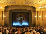 バイロイト歌劇場内部