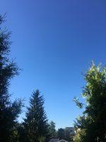ブスコの青空